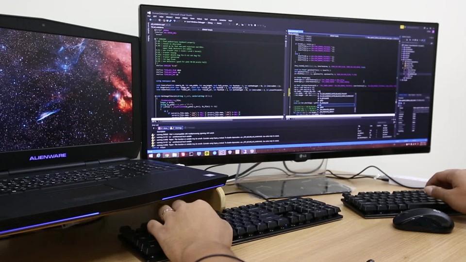 Custom-made software development
